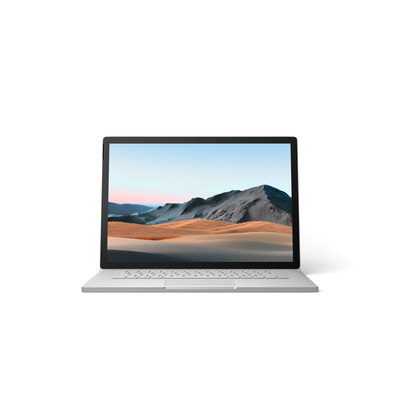 "Microsoft Surface Book 3 15"" i7 32GB 512GB - QWERTY Laptop - Platina"