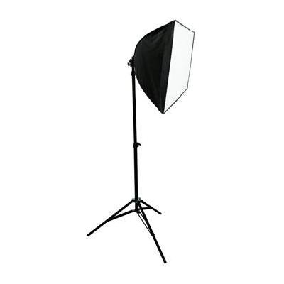 König softbox: 50 x 50, 70W, 5500 Kelvin - Zwart, Wit