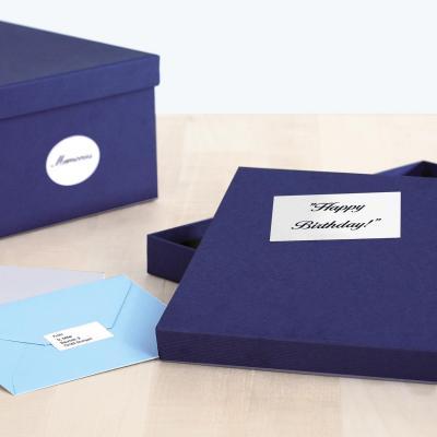 Herma etiket: Etiketten folie zilver 63.5x38.1 A4 LaserCopy