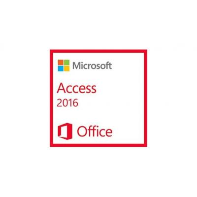 Microsoft software: Access 2016 OLP NL Gov