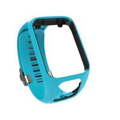 Tomtom : premium-horlogebandje (scubablauw - large)