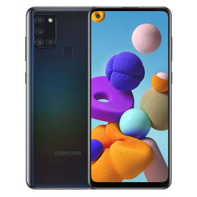 """Samsung A21s 6,5"""" Smartphone - Zwart 32GB"""