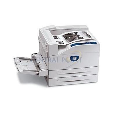 Xerox laserprinter: Phaser 5550 laserprinter, 50 ppm, netwerk, duplexmodule