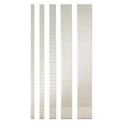 Nobo 32 x T 3, 655mm, 96mm, 294 g Planningsysteem - Grijs