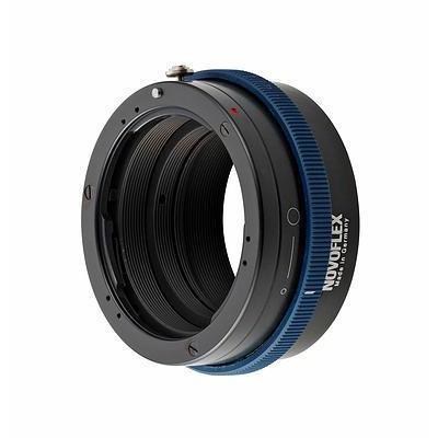 Novoflex Sony NEX to Pentax K adapter Lens adapter - Zwart, Blauw