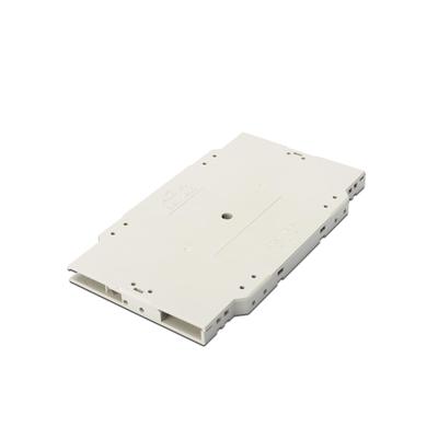Digitus Fiber Optic Splice Cassette incl. Cover and 2x 12C splice holder for crimp Kabel beschermer - Grijs