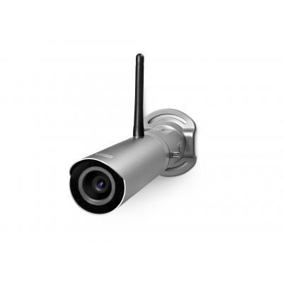 Sitecom beveiligingscamera: WI-FI HOME CAM OUTDOOR - Zilver