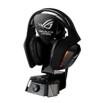Asus headset: ROG Centurion - Zwart