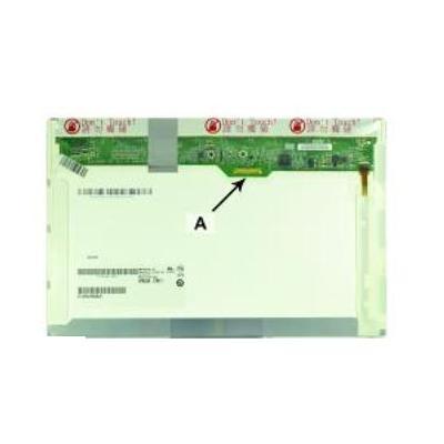 2-power notebook reserve-onderdeel: 12.1 WXGA