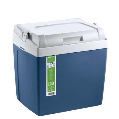 Mobicool koelbox: T26 - Blauw, Wit