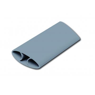 Fellowes polssteun: I-Spire Series flexibele polssteun (grijs)