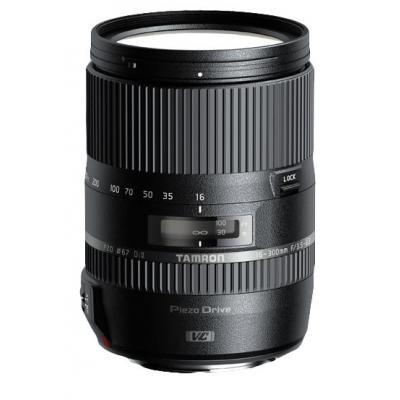 Tamron camera lens: 16-300mm F/3.5-6.3 Di II VC PZD - Zwart