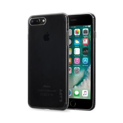 LAUT _IP7P_LM_UB Mobile phone case - Zwart, Transparant