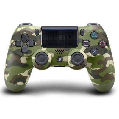 Sony game controller: DualShock 4 - Camouflage, Groen
