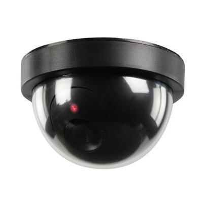 König beveiligingscamera: Indoor, 2 x 1.5V AA, 73 x 118 mm, 142 g, Black - Zwart