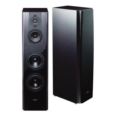 Sony SS-NA2ES Speaker - Zwart
