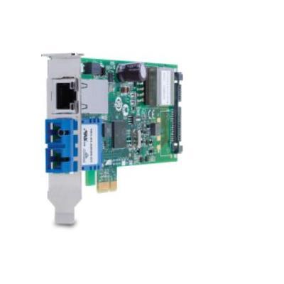 Allied Telesis AT-2911GP/SXSC-001 Netwerkkaart - Groen, Zilver