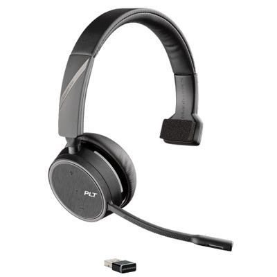 POLY Voyager 4210 UC Headset - Zwart