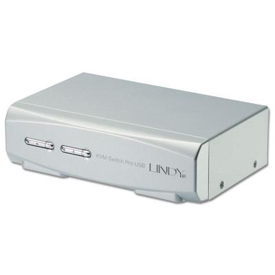 Lindy 39332 KVM switch - Wit