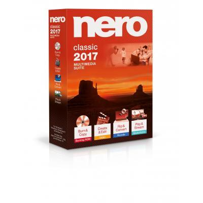 Nero algemene utilitie: 2017 Classic