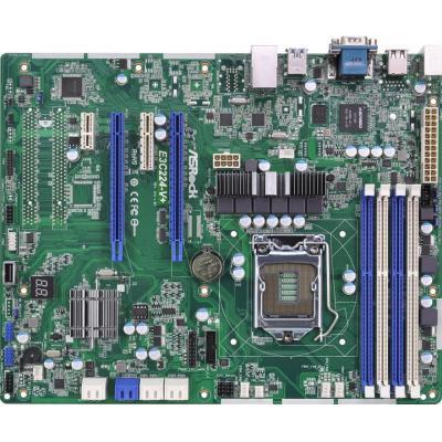 Asrock server/werkstation moederbord: E3C224-V+