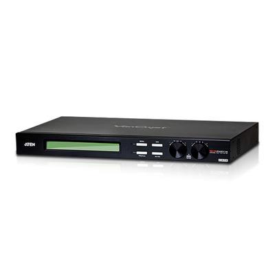 Aten 16x16 Cat 5 A/V Matrix switch VGA, Video switch - Zwart
