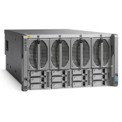Cisco server barebone: UCS C460 M4 - Grijs