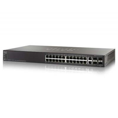 Cisco SG500-28-K9-G5-RF netwerk-switches