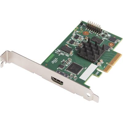 Datapath VisionLC-HD, PCI E x4, HDMI, 800 MB, 103x64 mm Video capture board