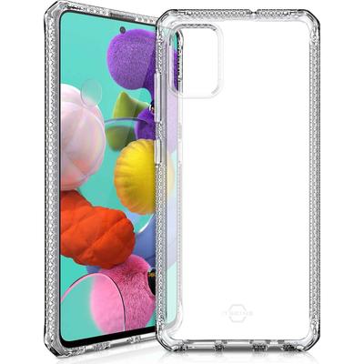 ITSKINS Spectrum Backcover Samsung Galaxy A51 - Transparant - Transparant / Transparent Mobile phone case