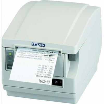 Citizen pos bonprinter: CT-S651 - Wit