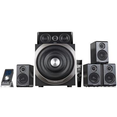 Edifier luidspreker set: 5.1 channel, 60W x 5 + 240W, 85dBA, 160Hz - 20kHz - Zwart