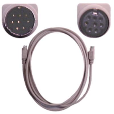 Lantronix 200.8011 PS2 kabel - Grijs