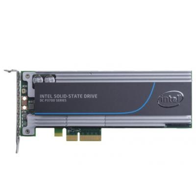 Intel SSD: DC P3700 2TB - Grijs