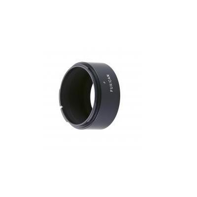 Novoflex lens adapter: Fuji X Pro to Canon FD adapter - Zwart