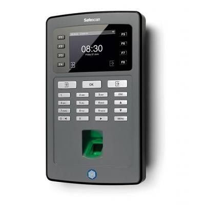 Safescan toegangscontrole-lezer: TA-8025 - Zwart