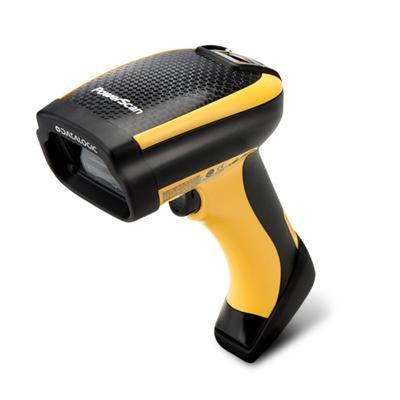 Datalogic PowerScan PBT9100 Barcode scanner - Zwart, Geel