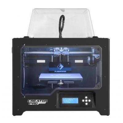 Gembird FDM, ABS/PLA/PVA, 0.05 - 0.5 mm Layer thickness 3D-printer - Zwart