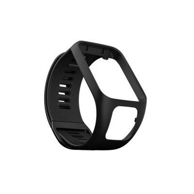 Tomtom : Runner 3-/Spark 3-horlogebandje (Zwart - Large)