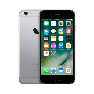 2nd by renewd smartphone: iPhone 6S Plus - Grijs 128GB (Refurbished ZG)