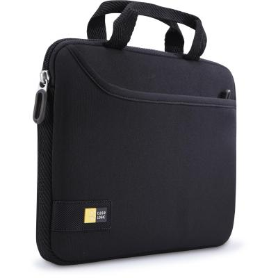 "Case logic tablet case: Attaché voor iPad/10"" tablet met opbergvak - Zwart"