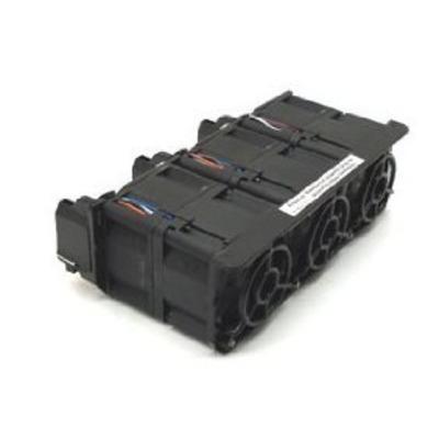 Hewlett Packard Enterprise 412212-001 Cooling accessoire - Zwart
