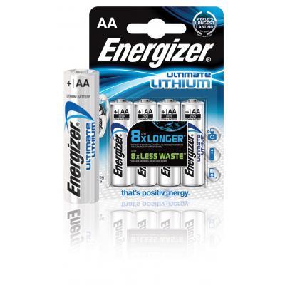 Energizer ENLITHIUMAAP4 batterij