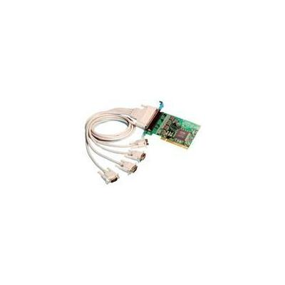 Brainboxes Universal Quad RS232 PCI Card Interfaceadapter
