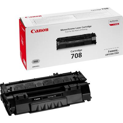 Canon 708 Toner - Zwart