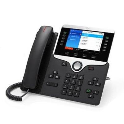 Cisco CP-8861-A-K9-RF IP telefoons