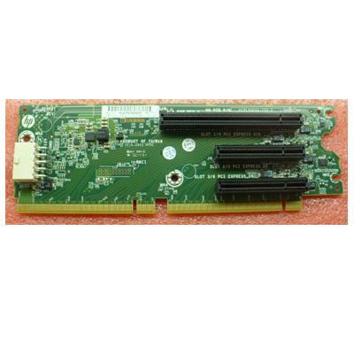 Hewlett packard enterprise slot expander: PCIe riser board - Standard, 3-slot