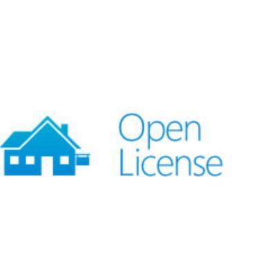 Microsoft Windows Server Standard, Open Value Subscription Software licentie