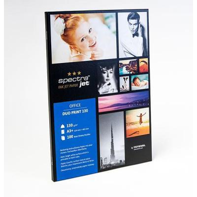 Tetenal fotopapier: SpectraJet Duo Print Paper 130gsm A3+ 100 sheets