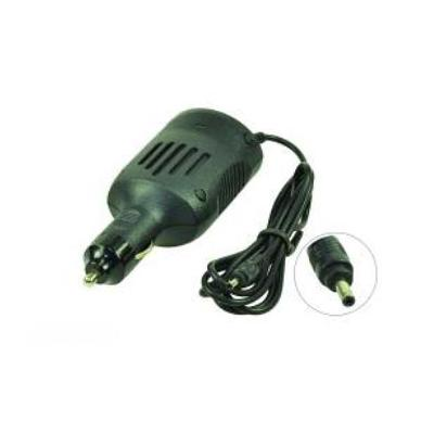 2-power oplader: DC Car Charger 19V 2.37A 45W - Zwart